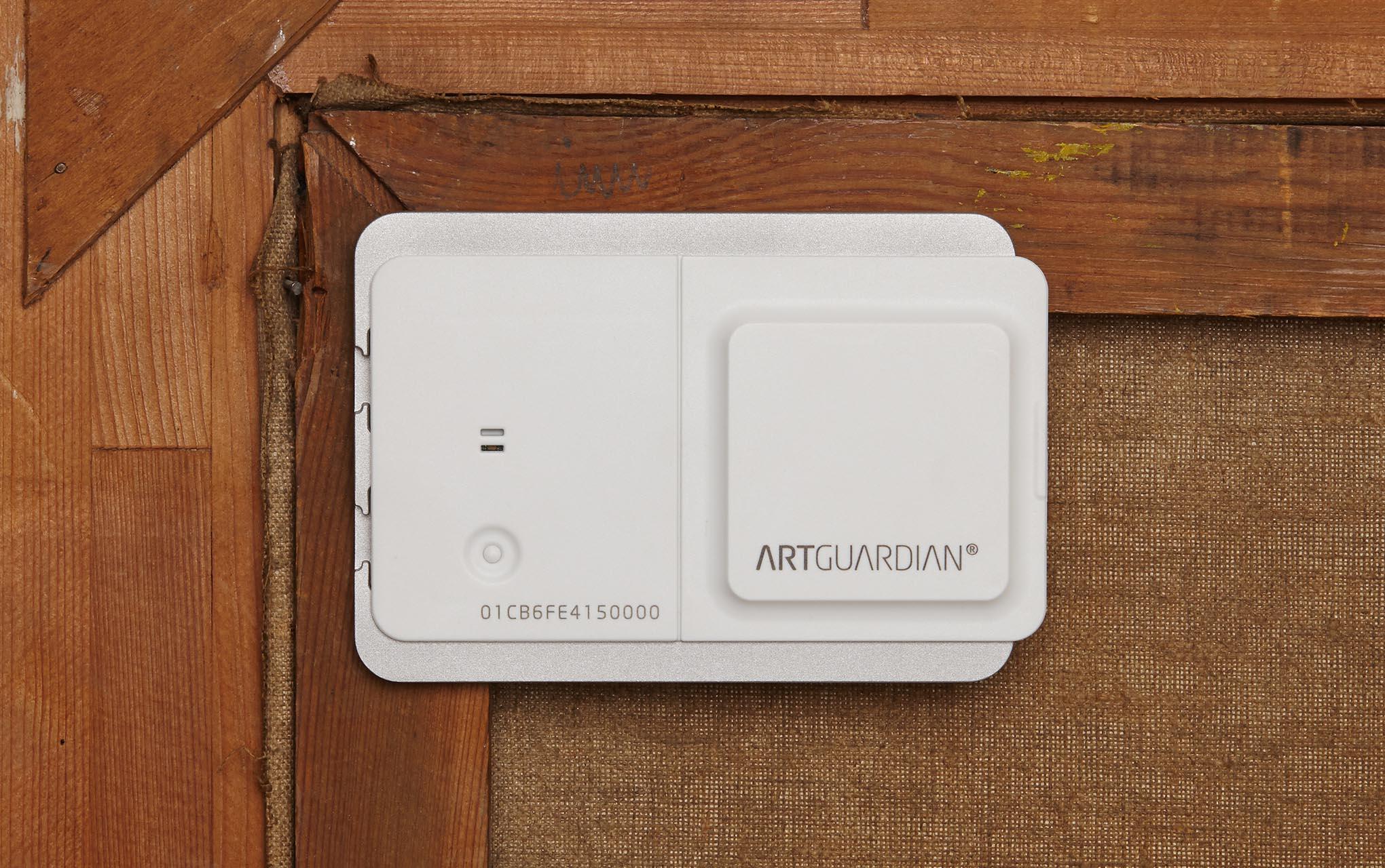 IoT-Mikroklima-Sensor für Kunstwerke