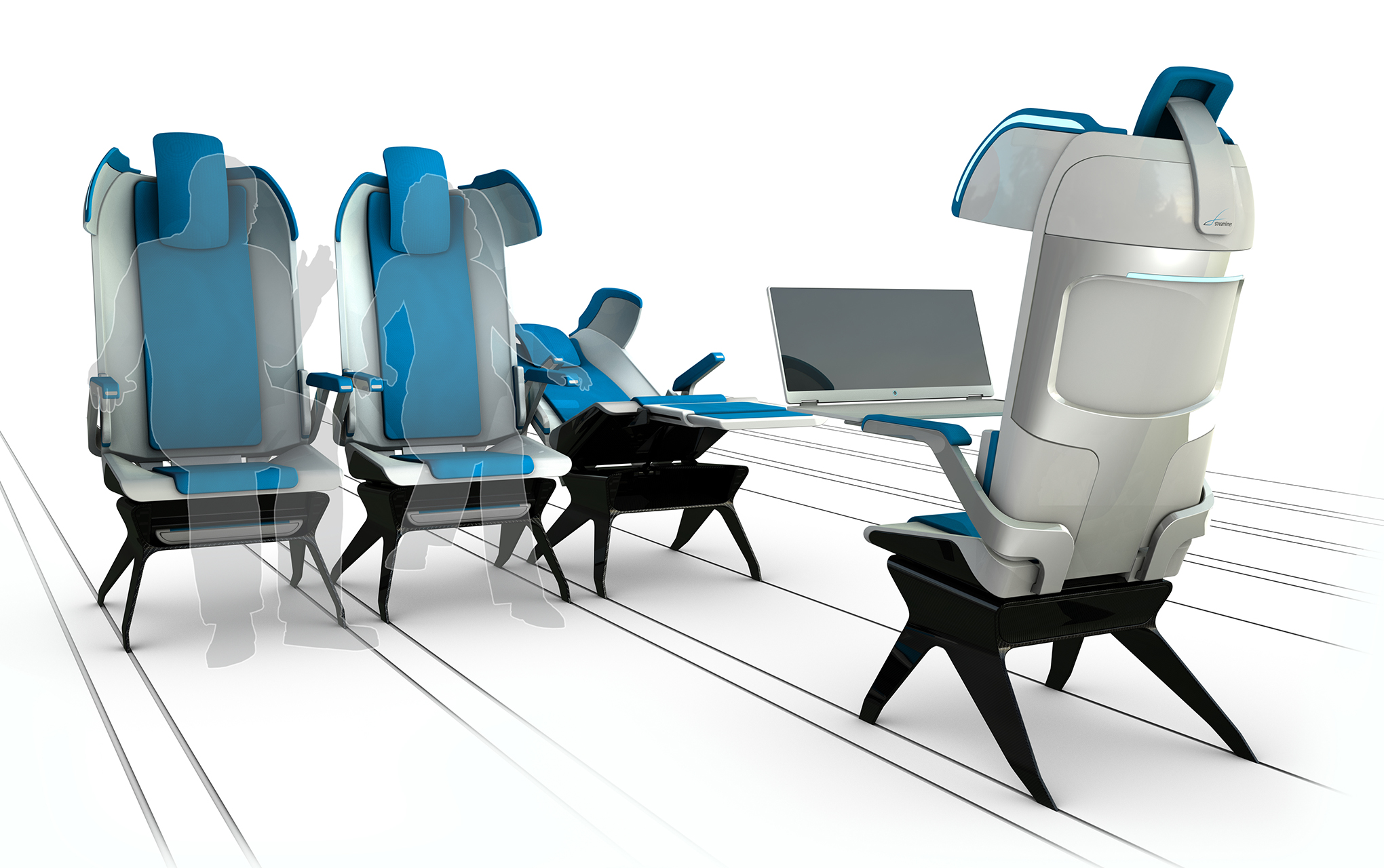 Streamliner / Studie