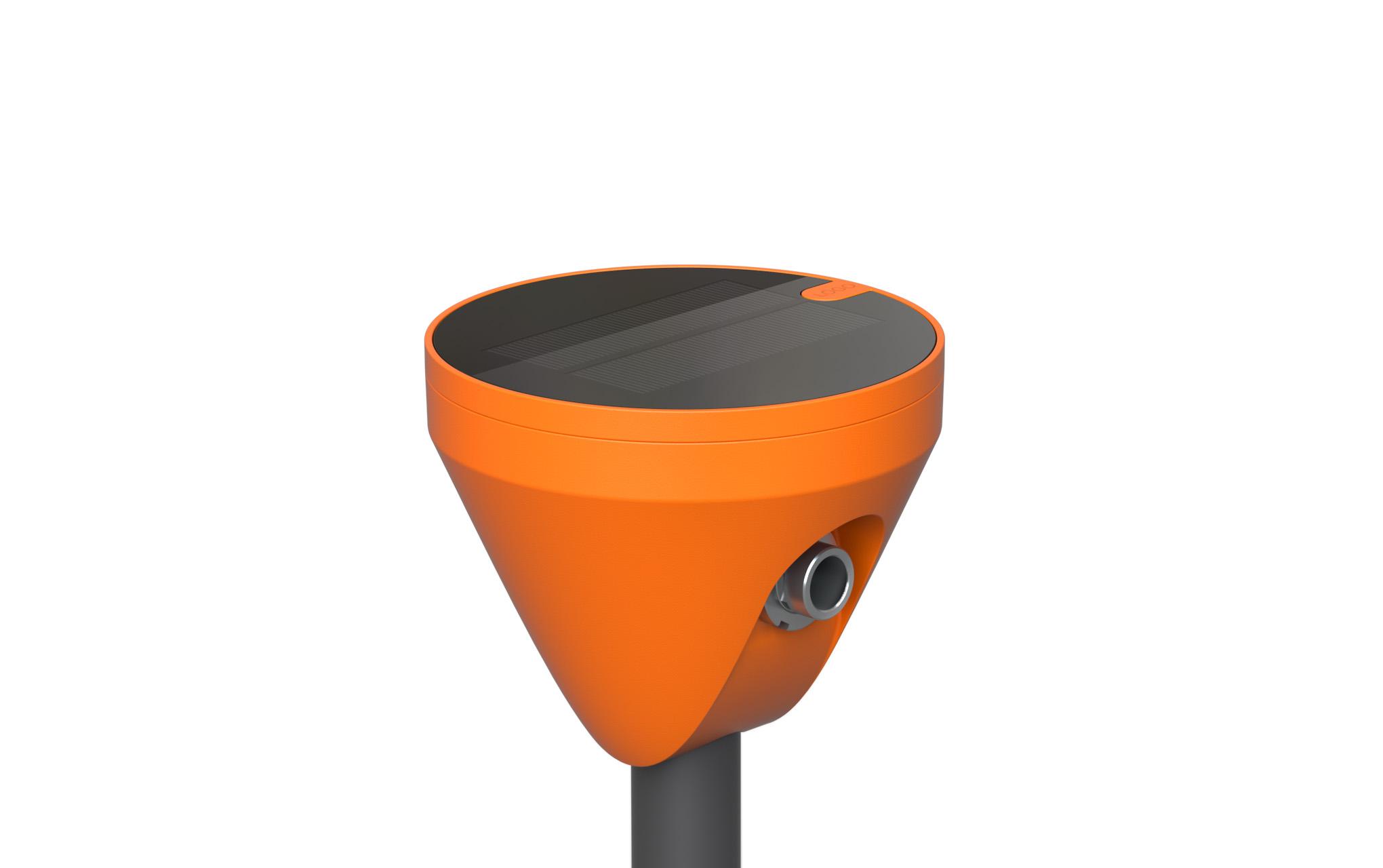 Bewässerungssystem mit </br> Feuchtigkeits-Sensorik