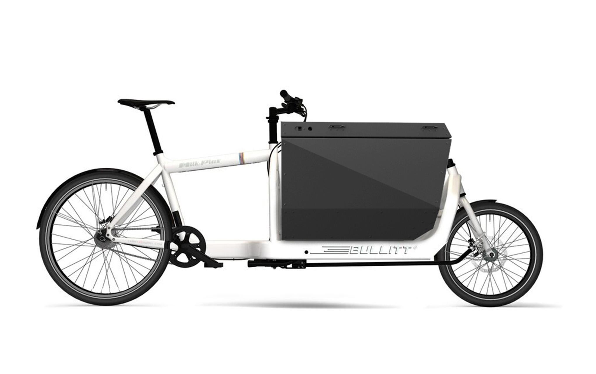 Design-System für </br> Lastenrad-Transportboxen